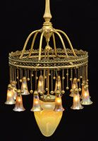 June Rare Lamps, Glass & Fine Jewelry Auction - Selected Highlights