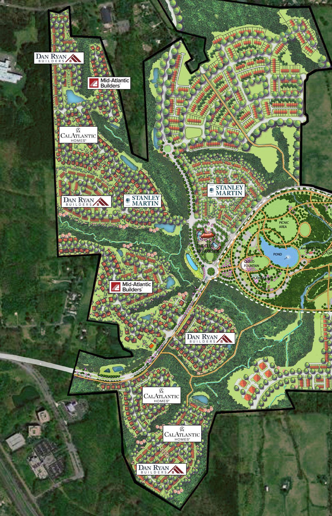 Parkside westphalia community map parkside westphalia community map modern floor