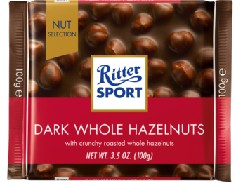 RITTER SPORT Our chocolate (With images) Chocolate bar