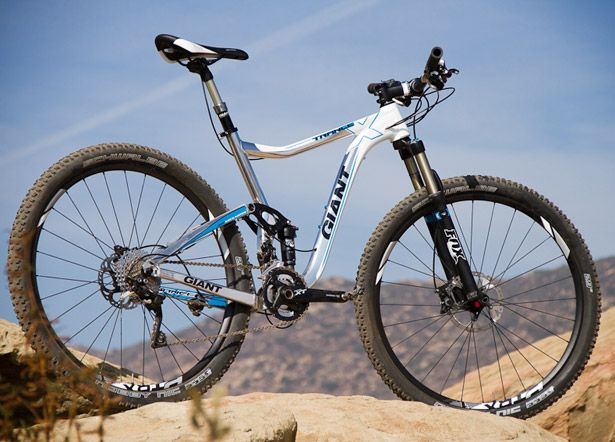 Giant Mountain Bikes Giant Trance X 29er 0 Mountain Bike Review