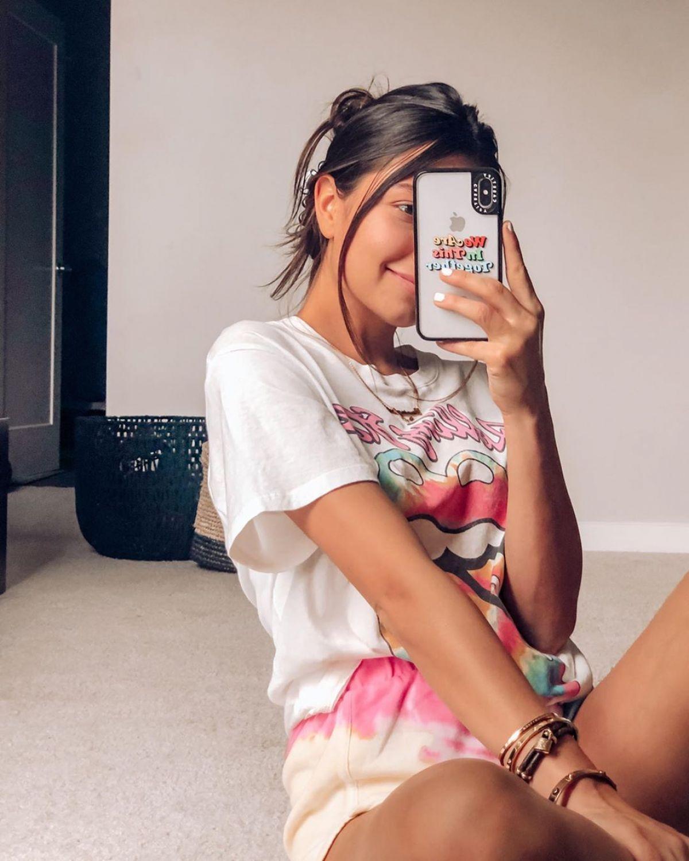 Instagram cristine prosperi 'Degrassi' Star