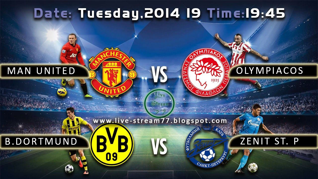 Today LIVE Champions League Matches 19.03.2014 Live