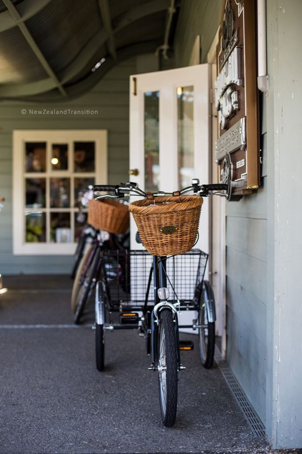 vintage bikes from Blackwell and Sons, Greytown