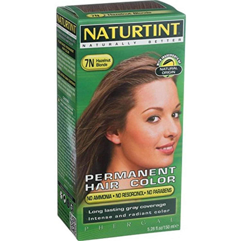 Naturtint Hair Color Permanent 7N Hazelnut Blonde