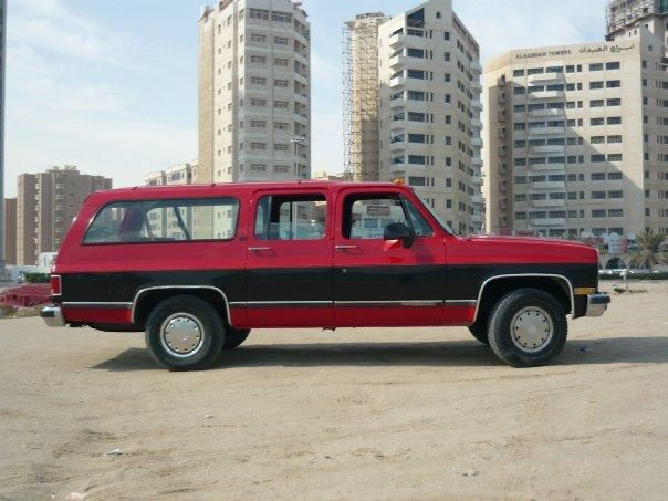 1991 Chevrolet Suburban 2500 The Last Year Of This Body Style