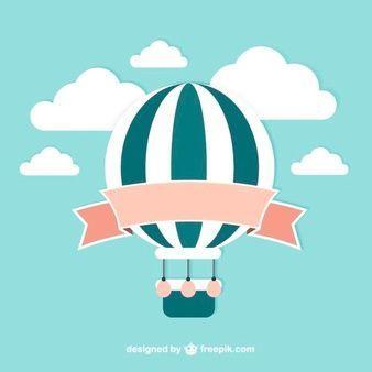 Hot Air Balloon Balao De Ar Balao Desenho E Imagens De Baloes
