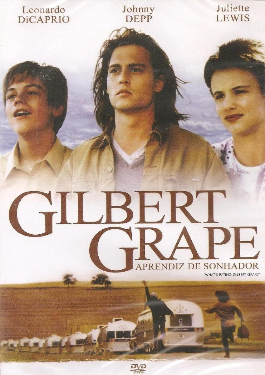 the life and career of gilbert grape He had more critical success with his second, what's eating gilbert grape early life and career lasse hallström was born lars sven hallström on june 2, 1946,.