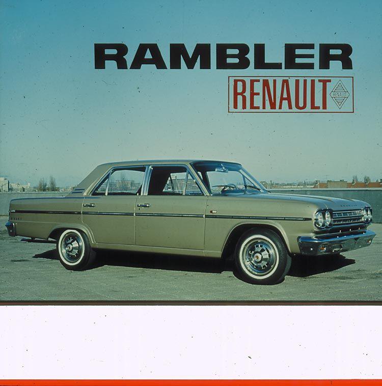 Image result for renault rambler