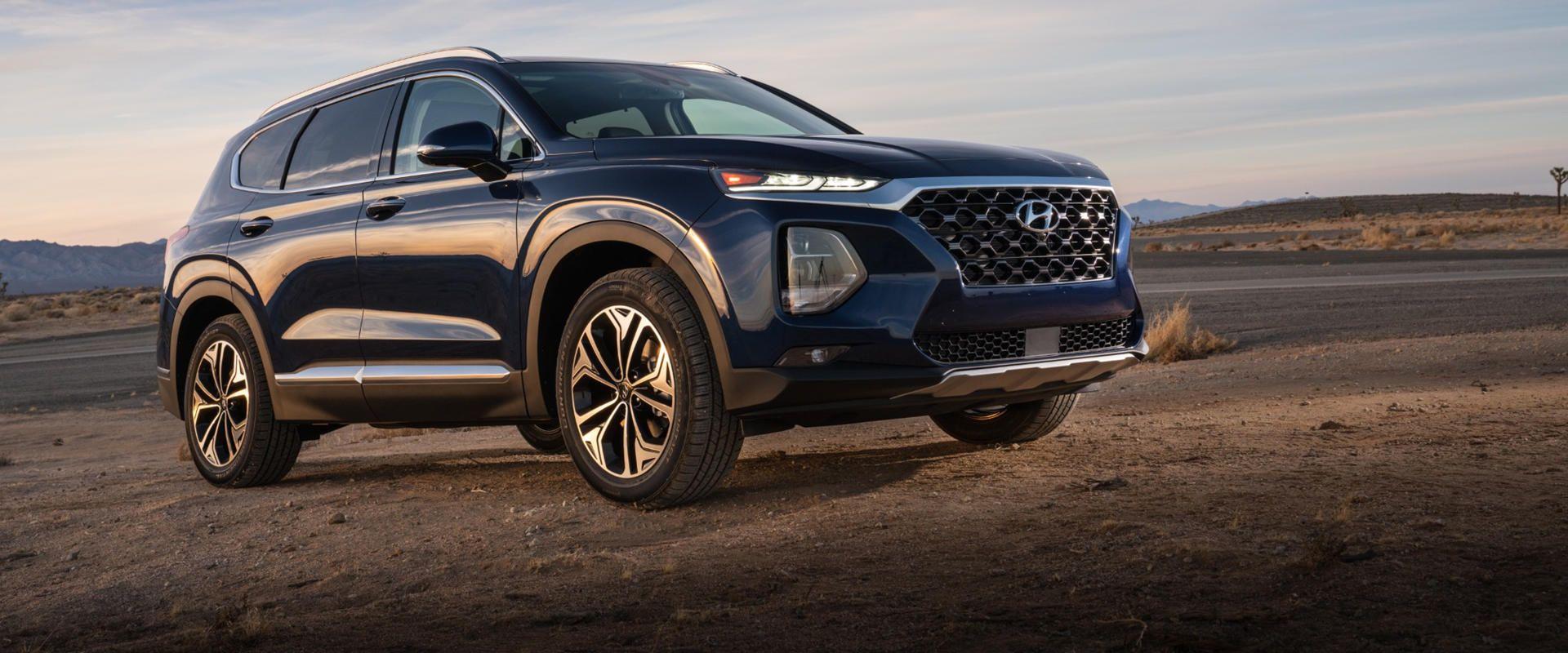 Introducing the 2019 Hyundai Santa Fe to Tulsa Hyundai