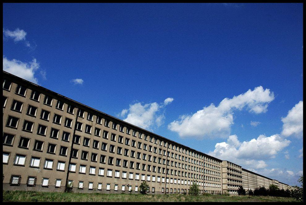 Verlassene Resort Hotels In Deutschland