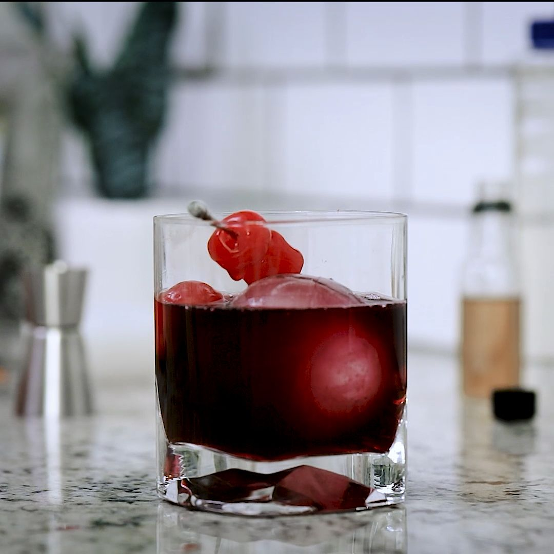 Red Moon Over Manhattan Video Tempranillo Delicious Cocktails Food
