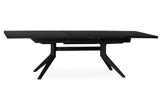 Adeline 80 Ext Dining Table Mink Dining Table Table Furniture