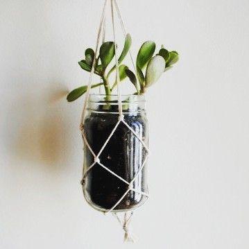 Pot Gantung Tuk Hiasan Rumah Anda Bahannya Simple Cuman Dari