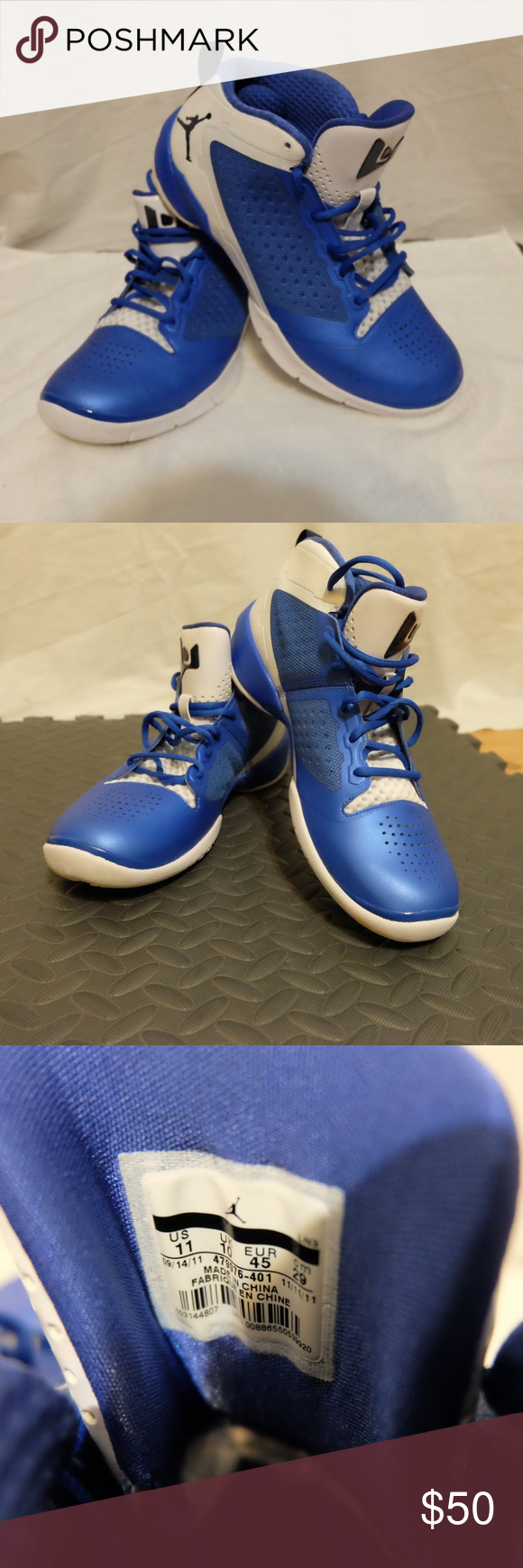 new product 40e13 b555e Jordan Fly Wade 2 Used, In good conditions not with box.... Jordan Shoes