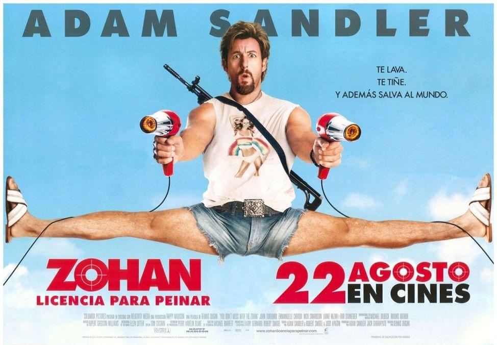 zohan licencia para peinar espaol latino 1 link