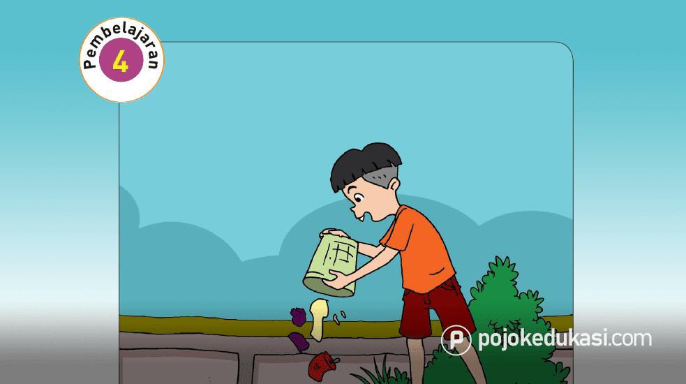 Kunci Jawaban Buku Siswa Tematik Tema 6 Panas Dan Perpindahannya Kelas 5 Halaman 40 41 42 43 45 46 Subtema 1 Pembelaja Buku Belajar Literasi