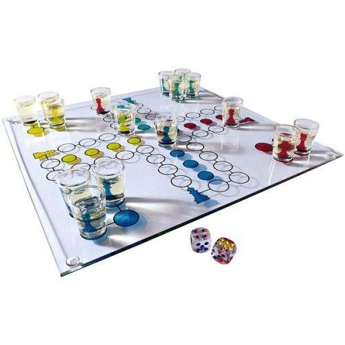 El Juego para beber Ludo es un juego de mesa adictivo muy similar al ...