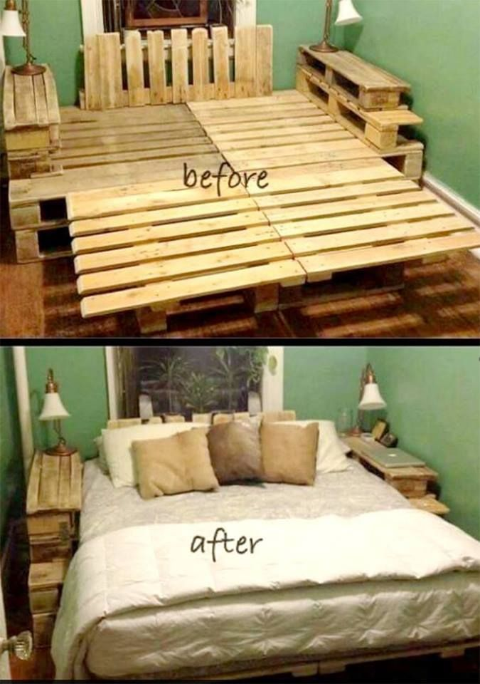 Pin de April Galbreath en Pallet Projects | Pinterest | Proyectos ...