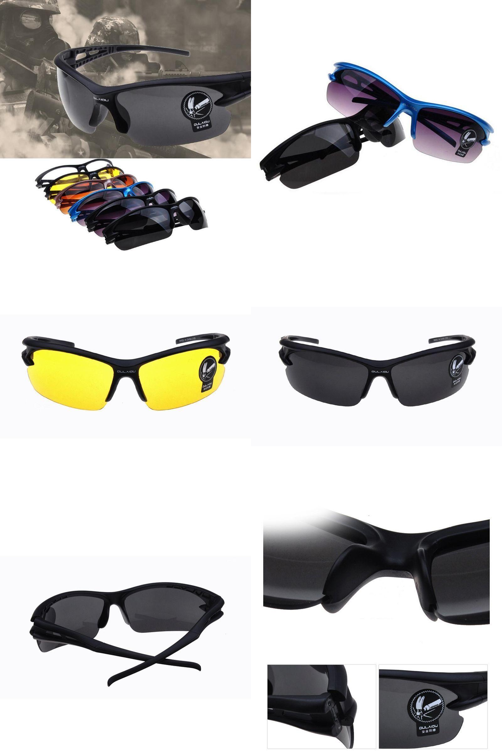 Unisex Bike Eyewear Sports Cycling Glasses Sunglasses Bicycle Bike UV400 Goggles