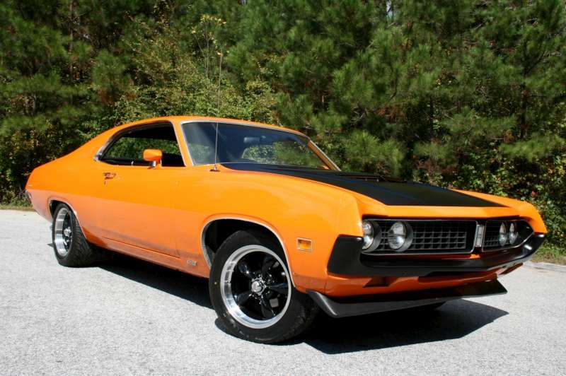 1971 Ford Torino 460 Jpm Entertainment Ford