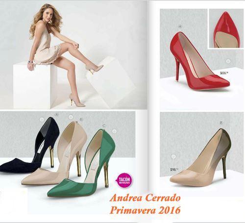 145f6d32e3e Zapatos Andrea 2016 - Sandalias, Zapatillas y Flats   zapatos ...
