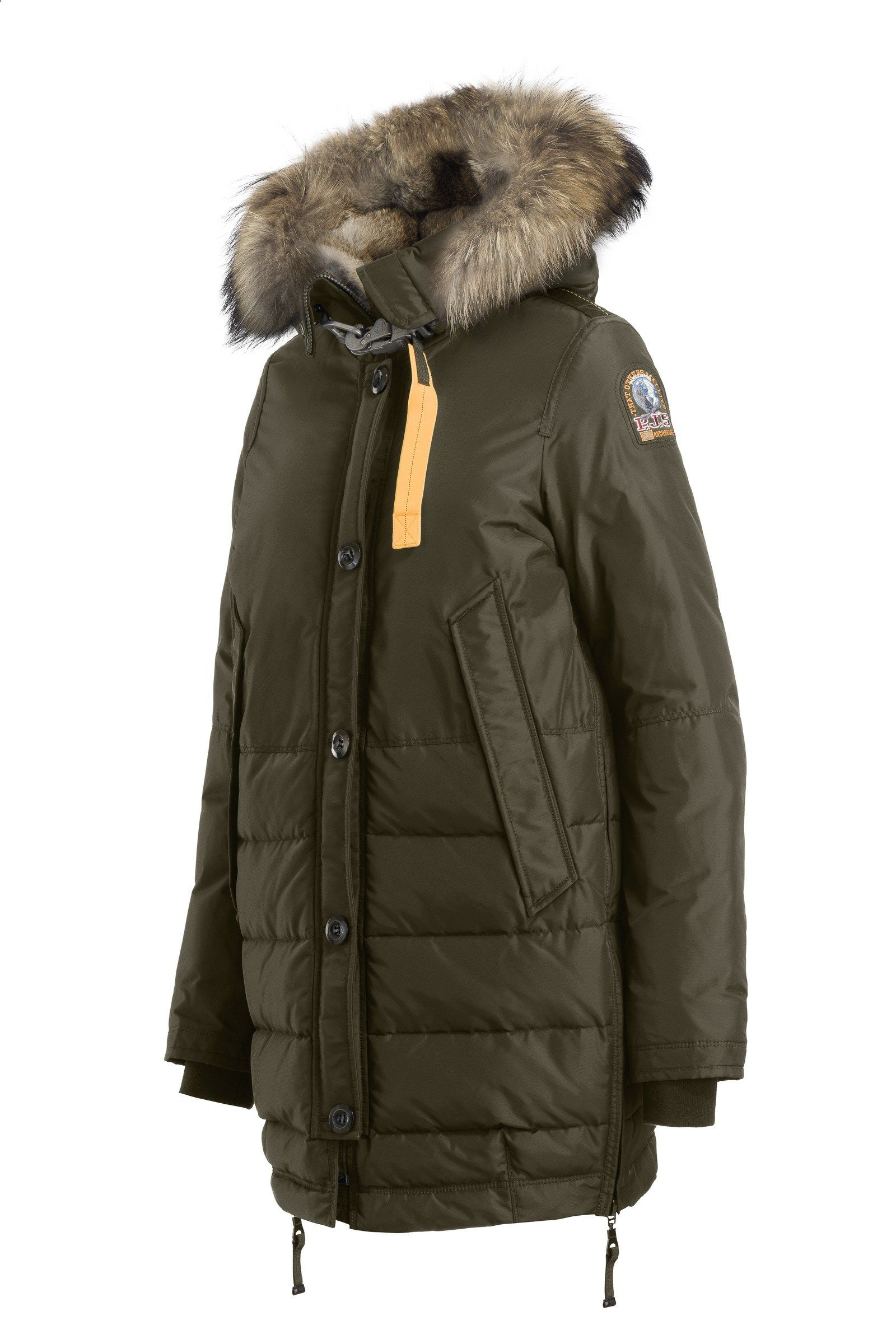 long forbes outerwear woman parajumpers