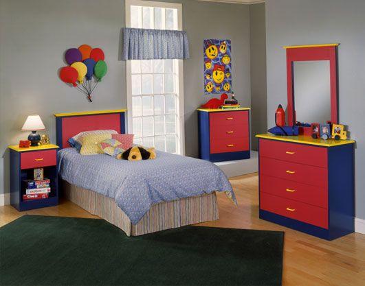 Kids Playroom Colors Children