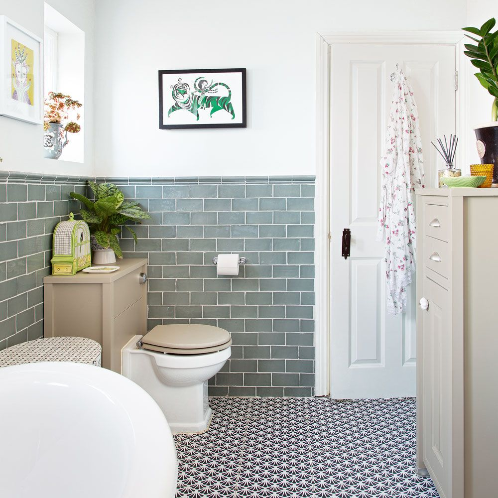 Bathroom ideas, designs and inspiration in 2019 | Metro tiles bathroom, Traditional bathroom ...