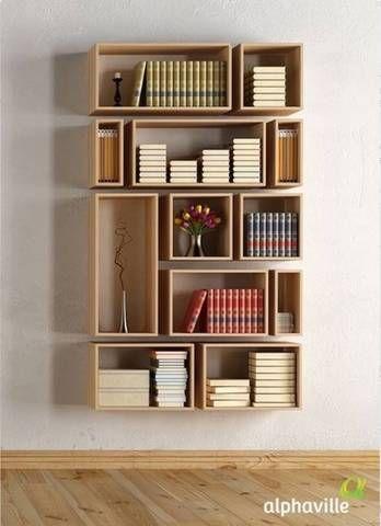 45 Diy Bookshelves Home Project Ideas That Work Bookshelves Diy