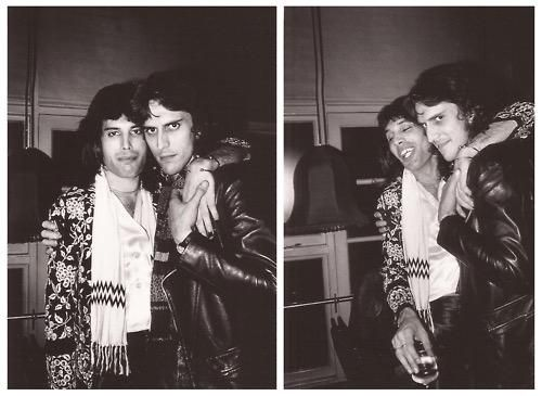 "Mick Rock on Twitter: ""#fbf @therealmickrock and the great #FreddieMercury @QueenWillRock http://t.co/GGsYQ1DY9K"""