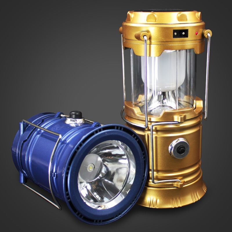 Find more portable lanterns information about emergency 6 leds rechargeable hand lamp collapsible solar camping lantern tent lights for outdoor lighting hiking camping solar usb bulb aloadofball Gallery