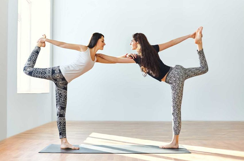 Easy Yoga Poses For Two People - Beginners Guide To ...