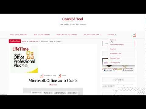 crack ms office 2010