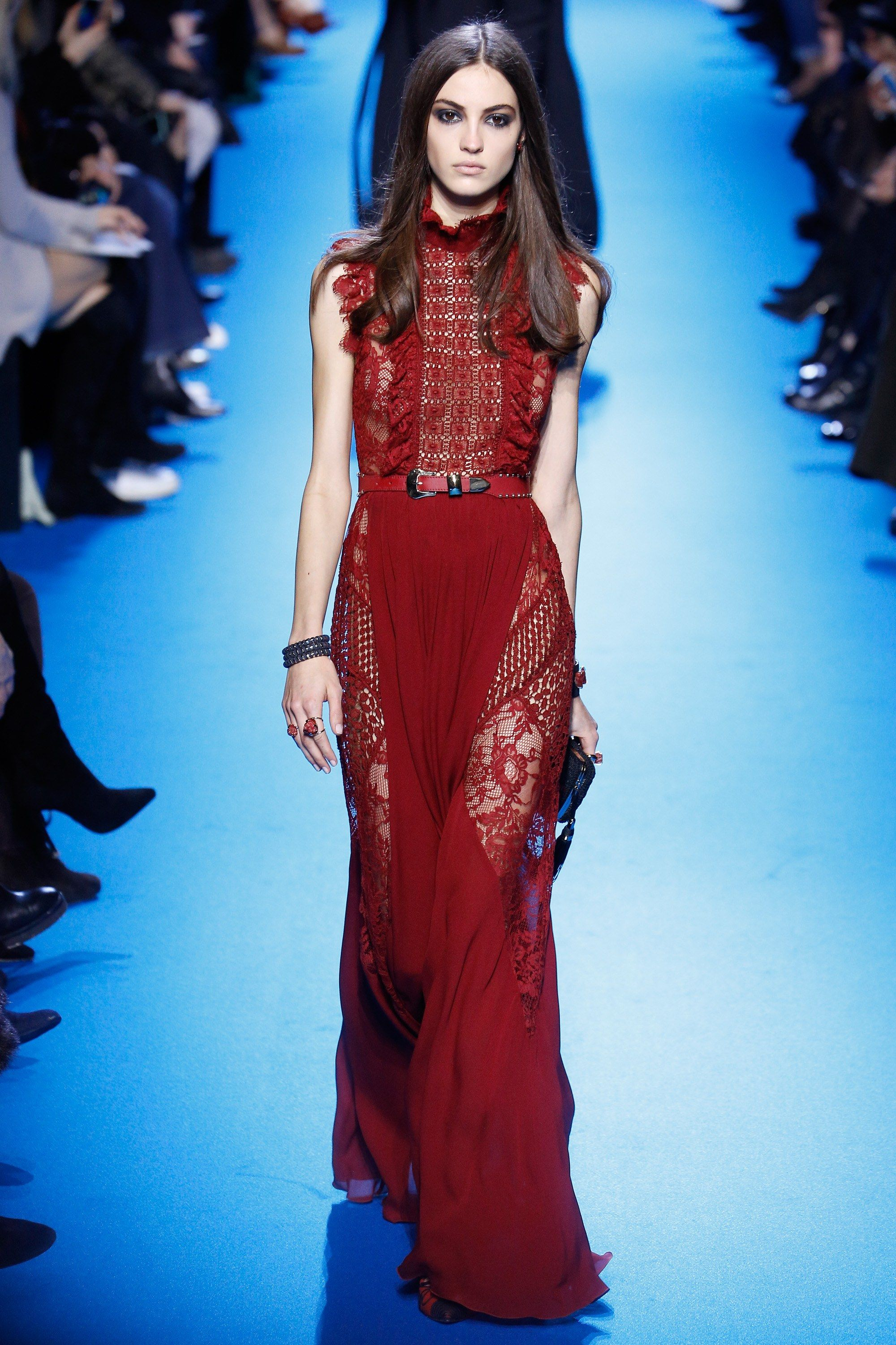 Elie Saab Fall 2016 Ready-to-Wear Fashion Show | Elie saab ...