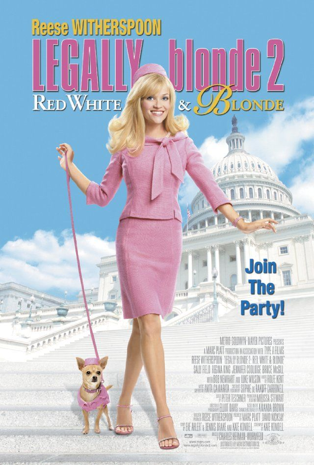 Image D Une Blonde legally blonde 2: red, white blonde | movies