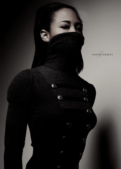 ninja-punk sweater? Oh hell yeah