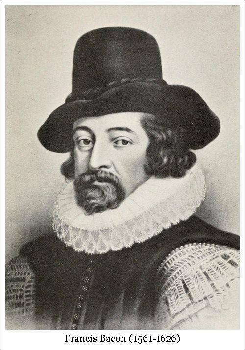 Francis Bacon (1561-1626) deVere Francis bacon essays, Francis