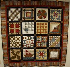 Underground Railroad Quilt Symbols | Kathy Briggs' Underground ... : underground quilt - Adamdwight.com