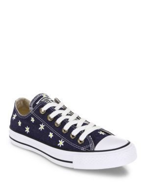 23dbbd67901a CONVERSE Chuck Taylor All-Star Denim Low-Top Sneakers.  converse  shoes   sneakers