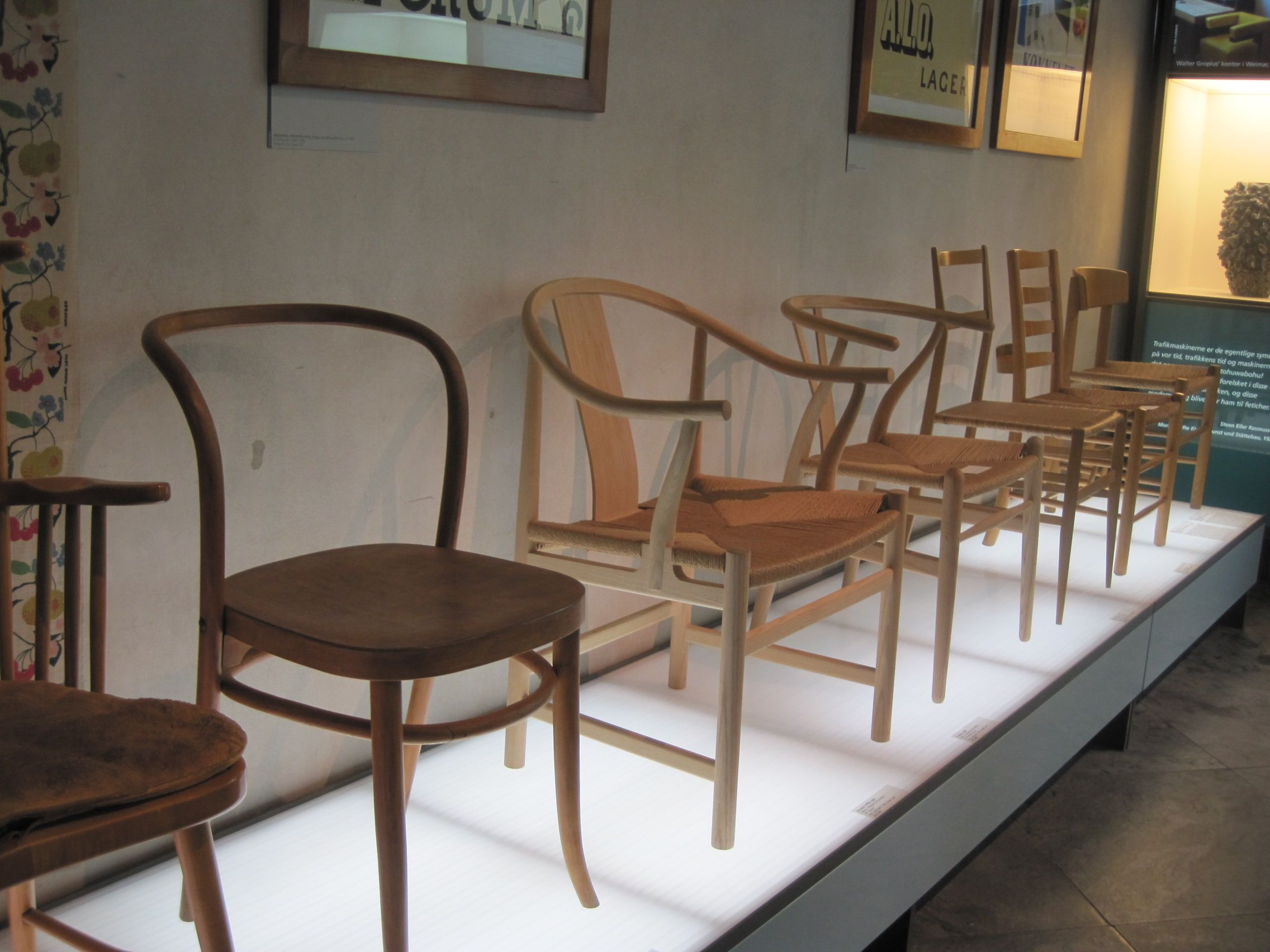 Chair Design Museum Folding Wall Copenhagen Modern And Mid Century