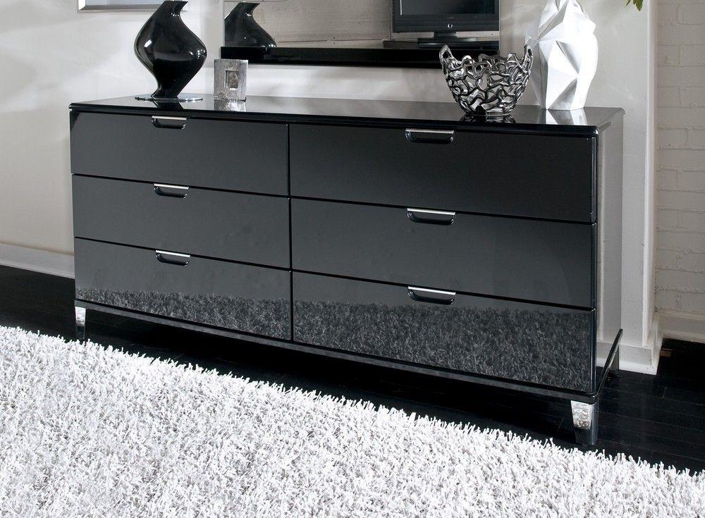 Buy Howick Black Dresser By Signature Design From Www Mmfurniture Com Sku B711 31 Modern Dresser Black Dressers Retail Furniture