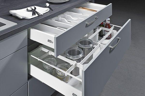 Ordnungssyteme für Nolte Einbauküchen Alles rund um die - besteckeinsatz für nolte küchen