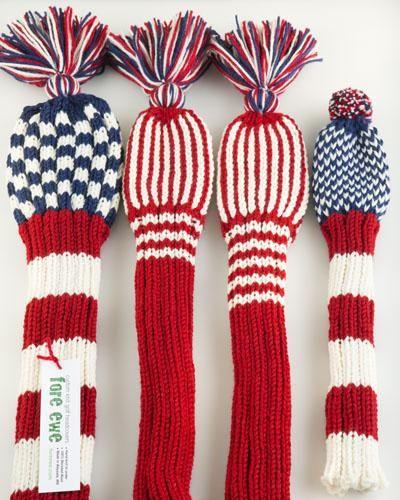 Mix n' Match 2 | Fore Ewe - Custom Knit Golf Headcovers