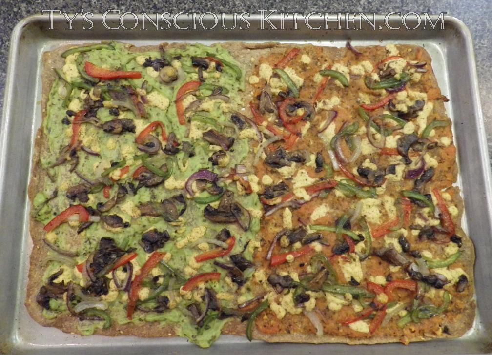 Dr Sebi Alkaline Electric Veggie Pizza Recipe Dr Sebi Recipes