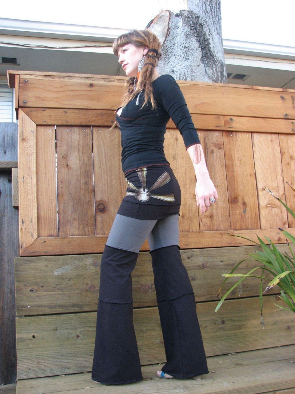 e540fa5b5ea Sweet Tip Devi Yoga Pants by HerbanDevi on Etsy