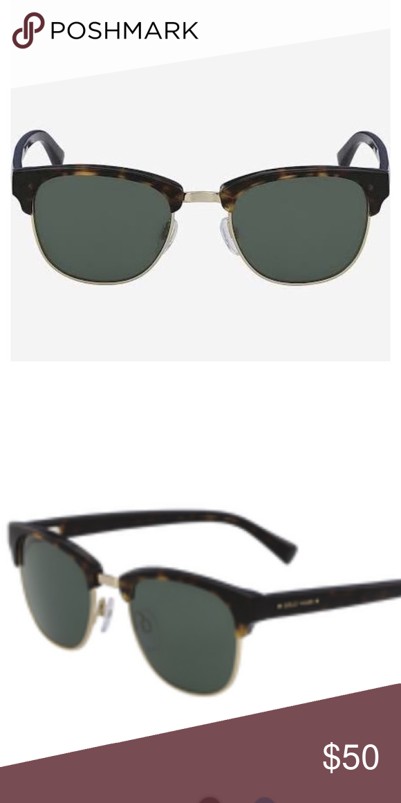 d9acd871b67f Cole Haan Sunglasses Brand New Cole Haan Sunglasses, Clubmaster style.  Tortoise color. Cole Haan Accessories Sunglasses