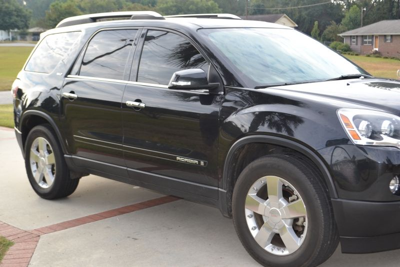 Used 2008 Gmc Acadia New Suv Gmc Sell Car