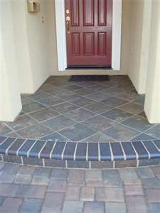 Tile Entry To Front Door With Images