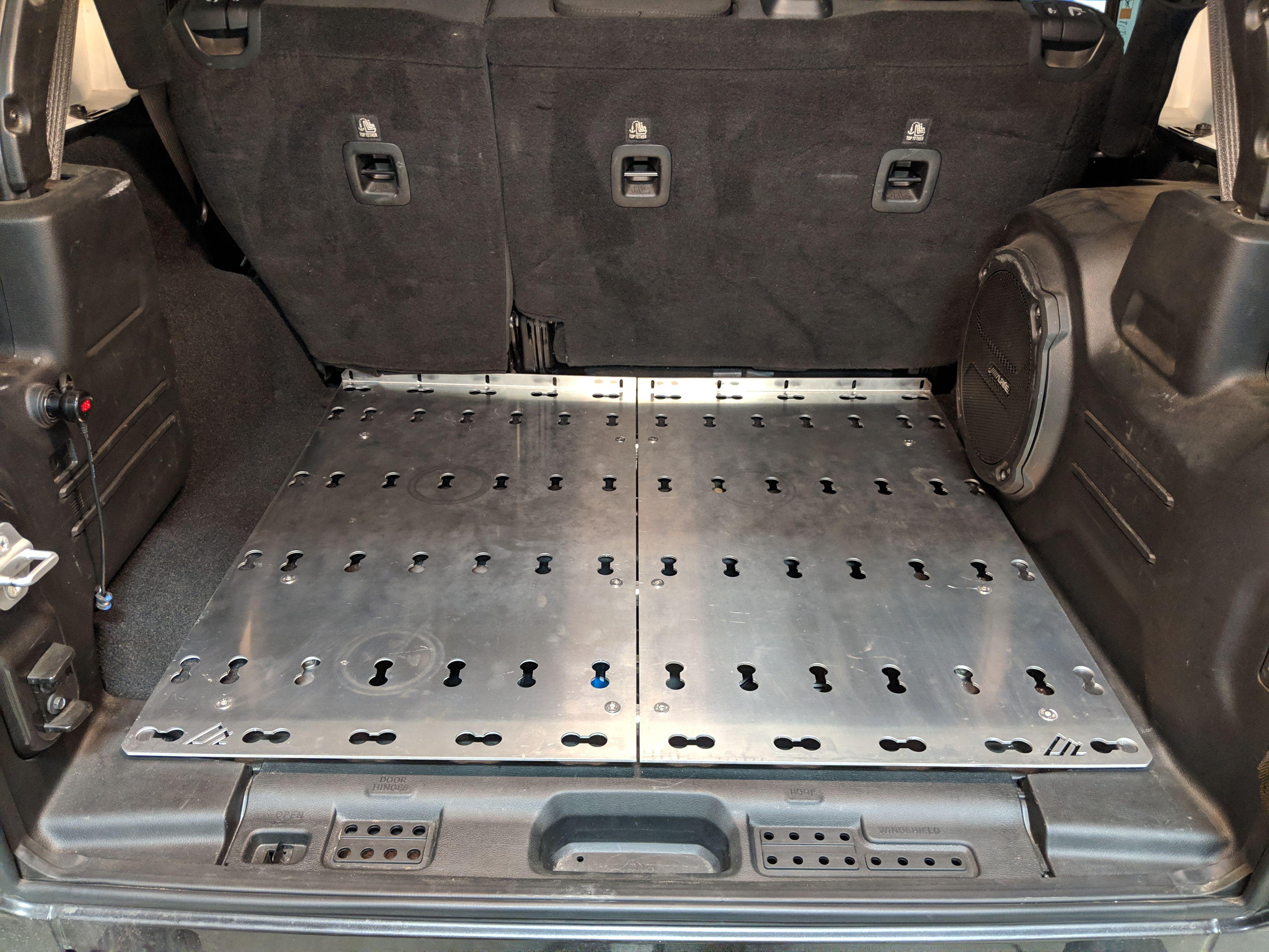 Jeep Jl M A S S Storage Platform