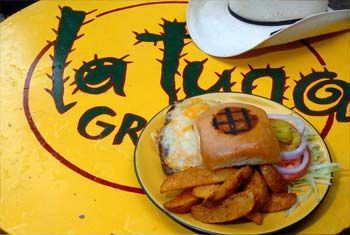 La Tuna Grill Welcome You Pub Food Food Amazing Food